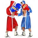 Großhandel Sport- und Fitnessgeräte: aufblasbare Boxhandschuhe 2 Farben ass. - fo