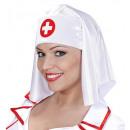 Großhandel Spielwaren:  Krankenschwester Hut  - für Frauen