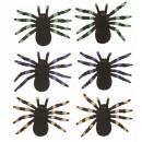 Großhandel Geschenkartikel & Papeterie: Satz von 2 beflockt Spinnen mit ...