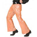 grossiste Jouets: pantalon orange de tissu holographique , ...