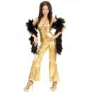 studio 54 (gold disco jumpsuit), Größe: (L) - fo