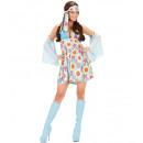 70s ragazza  light blue - (abbigliamento, braccia