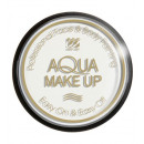 white aqua makeup  15 g -  for children / unisex
