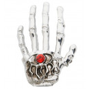 wholesale Toys: skeleton hand brooches , Hat size: 0 - for adult