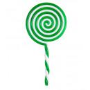 lollipop 22 cm - verde - per le donne