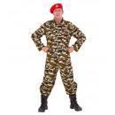 wholesale Trousers: soldier (coat, pants, basco), Size: (S) - for m