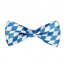 wholesale Garden Furniture: adjustable satin   bavarian bow tie  -  for adults