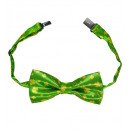 wholesale Toys: adjustable satin   st. patrick's day bow tie  -  fo