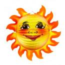 Großhandel Partyartikel: Sonnenlampion 36 cm, Hutgröße: 0