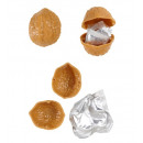 grossiste Accessoires erotiques: préservatif dans une noix , taille de chapeau: 0