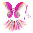 wholesale Toys:  fantasy fairy   (tutu, wings, magic wand) -  for g