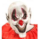 Smiley clown 3/4 mask  - per gli uomini