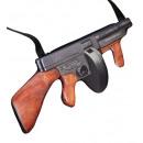tommy machine gun handbag , Hat size: 0 - for wo