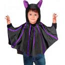 bat  (hooded poncho) -  for boys