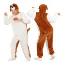 wholesale Dolls &Plush: st. bernard in soft plush (hooded jumpsuit ...