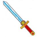 nagyker Gyermek bútor: puha eva hab oroszlánszív kard gyermek ...