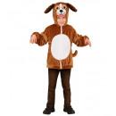 groothandel Speelgoed: Pluchen hond (hoodie met masker), Afmeting: ...