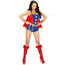 super powers  girl  (dress,  belt, headpiece, ...