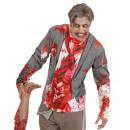 Großhandel Pullover & Sweatshirts: Zombie-Mann (Langarm- T-Shirt ), Größe: (XL) -