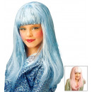 wholesale Toys: dana glamour wig with tinsel in box - 2 colors a