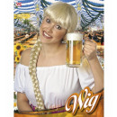 wholesale Toolboxes & Sets:  helga wig with  plait  in box - for women