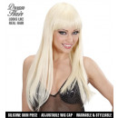 blonde chérie wig (long straighthair with ...