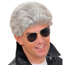 greaser wig grey - in box, Hat size: 0 - for me