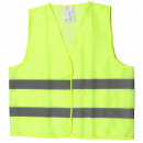 wholesale Car accessories: Safety vest universal EN ISO 20471 - gel