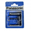 groothandel Batterijen & accu's: Panasonic Battery  Plus (2) R20 Mono - Blister