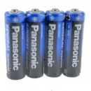 grossiste Batteries et piles: Panasonic Battery  Plus (4) R 6 AA Mignon (Shrink)
