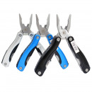 wholesale Small Parts & Accessories: Multi-Tool Tool 16  cm  XL  with Switzerland Laserg