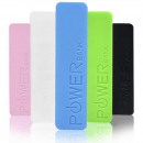 Power Bank 2600mAh mobile battery charger with USB