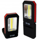 Work lamp COB LED + 3 Folding with Clip and Mag