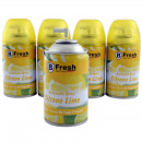 Duftspray ricarica cartuccia 250ml - Limone Lim