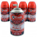 wholesale Gifts & Stationery: Duftspray Refill cartridge 250ml - Mixberry