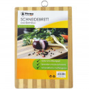 wholesale Kitchen Gadgets: Cutting board made  of bamboo (33.5 x 23.5 x 1.7 cm