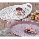 Serving Tray Oval 29,5 x 25,5 x 5,5 cm