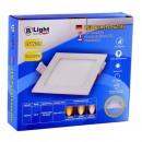 a pannello a LED - 16 Watt - Square (Neutralwe