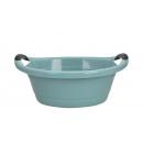 grossiste Linge: Bath, 14 litres,  50 x 38 x 18 cm, Vert