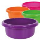 wholesale Houshold & Kitchen: Bowl, 6,2 L, d =  30,5 cm, H = 12 cm sort, colored
