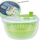 Salad Spinner, 25 x 13 cm, Green