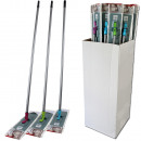 wholesale Cleaning: Floor Cleaning  Set, 3-piece display box,