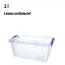 grossiste Organisateurs et stockage: Boîte avec  couvercle et  poignées, 3 L, ...