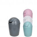 wholesale Houshold & Kitchen: Table waste bin, d  = 12 cm, height 19 cm,