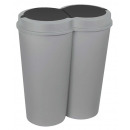 wholesale Household Goods: Bins, waste DUO  AM, about 2x 25 liter,