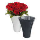 wholesale Garden & DIY store: Plant pot / vase  MALVA, d = 16,5 cm, height = 21 c
