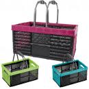Basket with straps, 16 L, 20 x 40 x 27 cm,