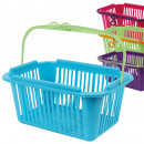 wholesale Laundry: Clothespin Basket, 12 x 25 x 18.5 cm