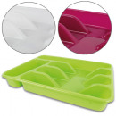 Cutlery tray with 5 compartments, 4.5 x 26 x 33.5