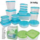Jars, FEASY Box, 34-piece,